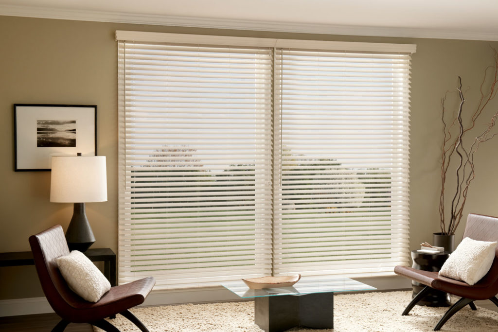 Faux Wood Blinds are beautiful and last long